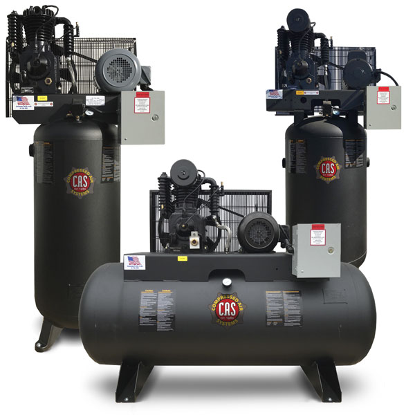 5 HP Industrial-Duty Electric Compressor   Compressed Air Systems