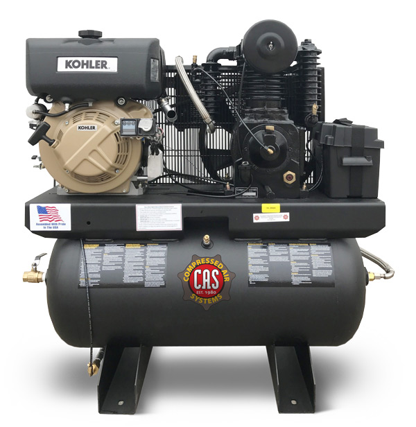 10 HP Diesel Engine Compressor | Compressed Air Systems
